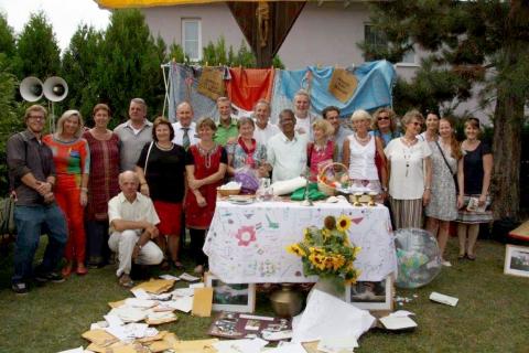 25 Jahre Zusammenarbeit mit Pfarrer Don Bosco