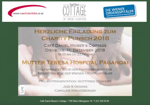 Charity Punsch 2018